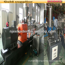SHJ-52B co-rotating twin screw extruder for color masterbatch