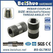 Stahl-Stabverbinder / Kupplungen mit hoher Qualität