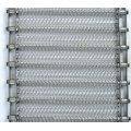 chain conveyer belt in stainless steel