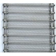 cadena transportadora de acero inoxidable