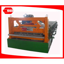 Metal Roof Tile Sheet Roll formando máquina (YX23-750)