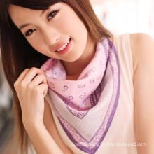 Silk Printed Shawl (12-BR110303-20)