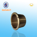 C92700 Leaded Phosphor casting Bronze sintered ball bearing flange,copper alloy bushing on sale