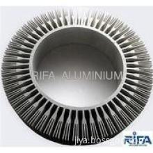 Industrial  Aluminium Profile manufacturer /Aluminum heat sink