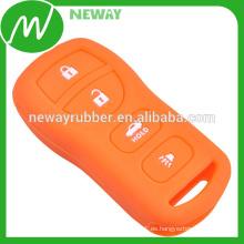 Varios colores Silicona Push Button Cover