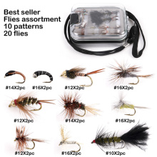 Wholesale Best Seller Assortment Bulk Fly Fishing Flies