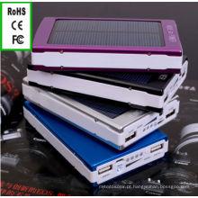 300000mAh Carregador Solar Portable Power Bank Mobile Phone Charger