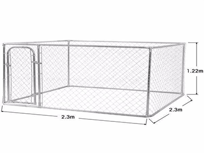 Dog Kennel Pen Run