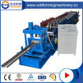 Chain Drive Pre Cutting C Purlin Forming Machine