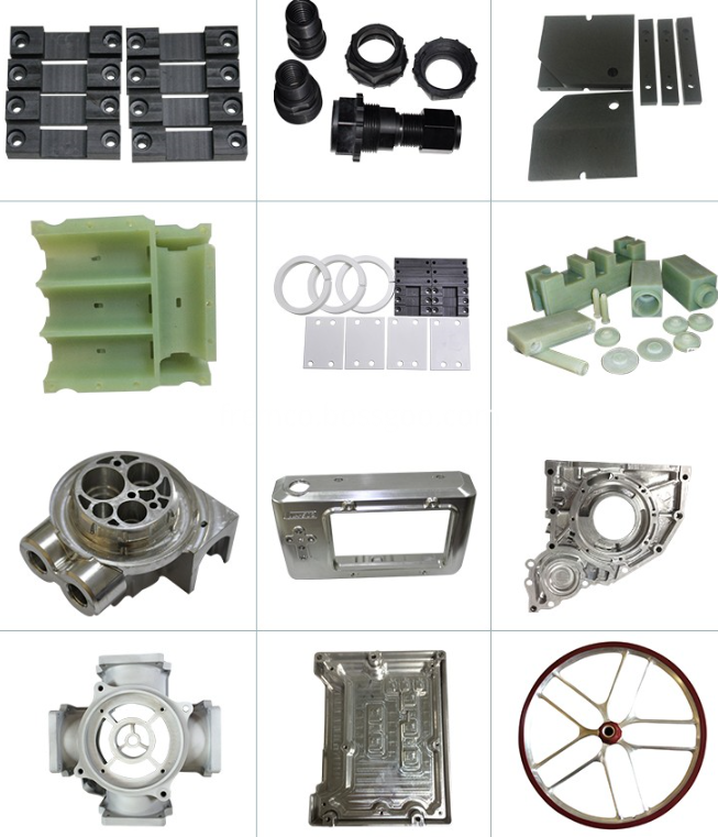 Aluminum Engine Parts Price