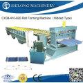 Профилегибочная машина для производства панелей из высококачественной глазурованной плитки
