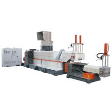 Máquina de produção de granulados para reciclagem de filme para estufa