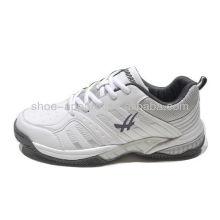 2014 Latest tennis shoe Men Badminton action shoes