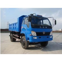 Sinotruk Light Duty Dump Truck 8t
