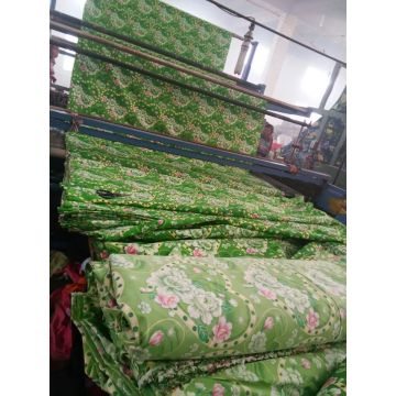 Cotton Bedsheet Printed Cotton Fabrics flower printing fabric
