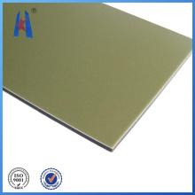 Panneau ACP de conception moderne de meubles