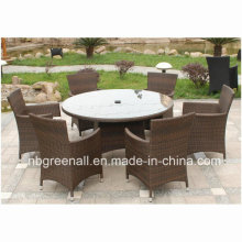 Loisirs Rattan Outdoor Patio Dining Furniture for Garden