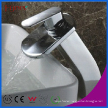 Fyeer China Manufacture High Arc Bathroom Basin Sink Faucet