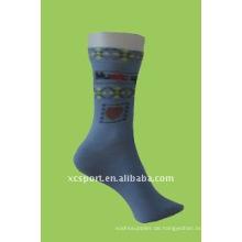 100% Baumwolle Frauen Socken