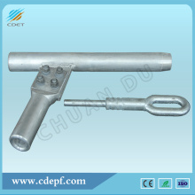 Fast Delivery for Wedge Type Strain Clamp Hydraulic Compression Strain Clamp With Bolts supply to Bermuda Manufacturer