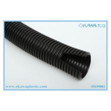 Tuyau ondulé en PVC souple en plastique flexible à haute pression