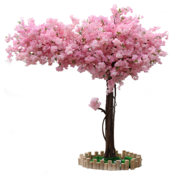 Artificiell Cherry Blossom Tree