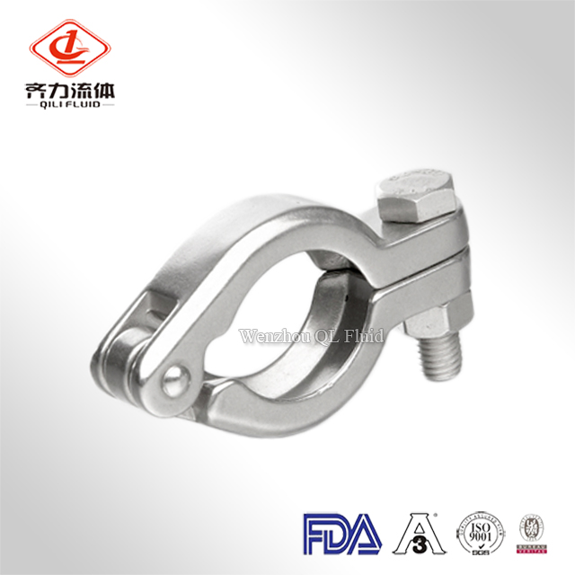 sanitary ferrule clamp