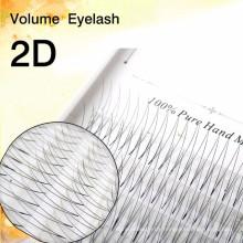 2D Volume Eyelash Fans