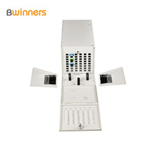 48 Core Outdoor Ftth Splitter Distribution Boxes