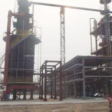 Prozessanlage zur Raffination von gebrauchtem Motoröl