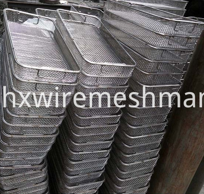 disinfection wire basket