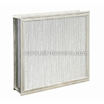 High Temperature Resistant HEPA Filter