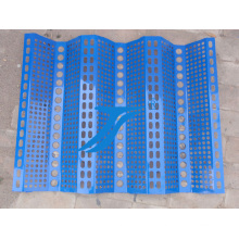 Shuangfeng (double) , Coal Yard Fencing, Wind Dust Network Series,
