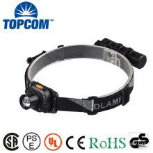 LED Fishing Light Blacklight Sensor Headlamp Rechargeable UV Headlamp for Fishing