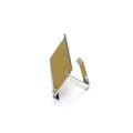Stainless Steel Toilet Paper Holder with Phone Shelf, Bathroom Tissue Holder Toilet Paper Roll Holder