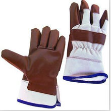 Heavy Duty Nitrile Laminated Jersey Liner Work Glove-5407