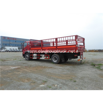 Foton 4x2 Cylinder truck for LPG transport