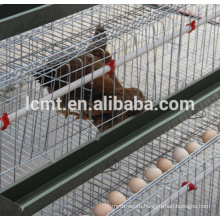 автоматизированный горячий гальванизированный слой курицы клетки