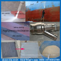 500bar Diesel Engine Sand Blaster Cleaner High Pressure Washer Machine