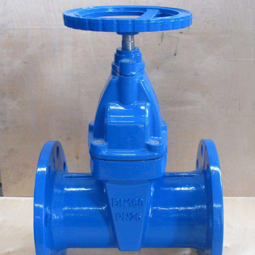 RVEX electric soft seal gate valve