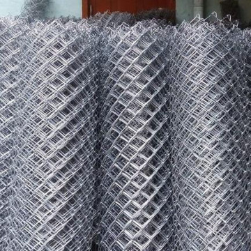 9 Gauge Chain Link Pagar Fabric