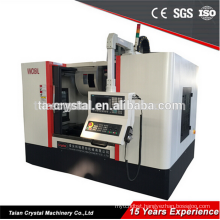 bed type cnc milling machine 4 axis electrical ools names VMC850L