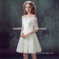 Midi corto Mini vestido de fiesta vestido de dama de honor vestido de dama de honor