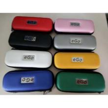 Wholesale colorful ego case e cig with ego logo leather case