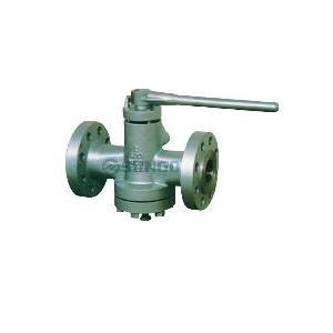 Non Lubricated Plug Valve