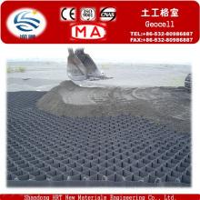 Высокое качество HDPE Георешетка для защиты русла реки