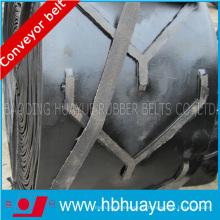 Ep100-600 V-образной конвейерной ленты на большой Транспортируя угол