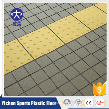 Train Station Bus Station 20mm Rubber Floor Rubber Mat