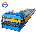 Color Steel Glazed  Roof Tile Forming Machine