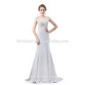 Оптовые роскошные длинные русалка бисером вечернее платье на свадьбу
